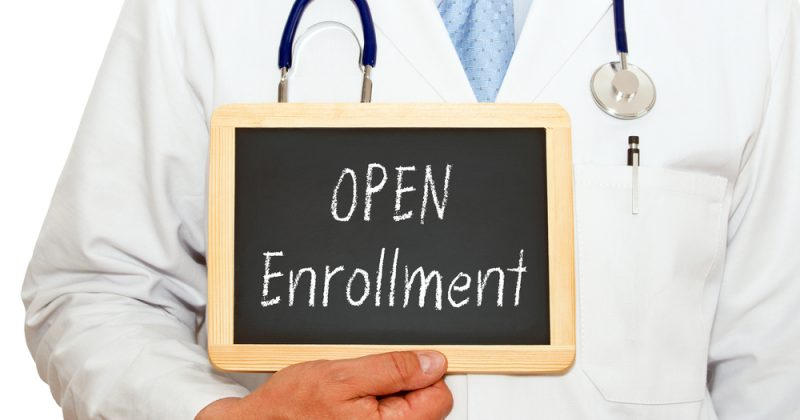 When Is The Open Enrollment Period For 2018?