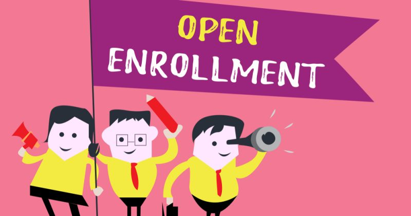 Open Enrollment Changes for 2019